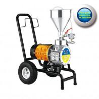 HYVST SPX 1100-250 окрасочный агрегат ХВСТ с емкостью для краски