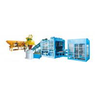 Линия для производства строительных блоков QTY9-18
